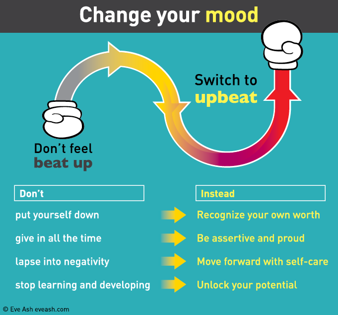 change your mood
